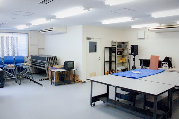 工作室、共同研究室