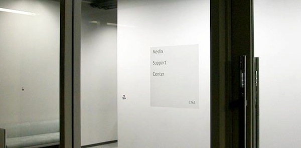 メディアサポートセンター